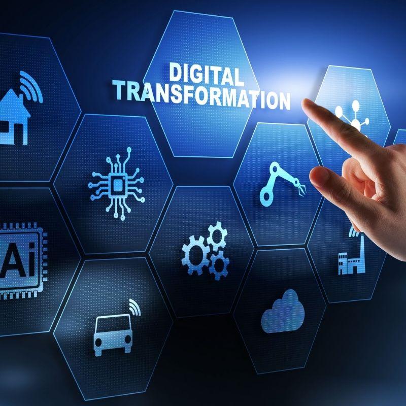 Award winning digital transformation company