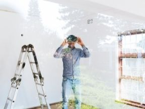 AR/VR app for interior decoration business