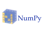 Logo for numpy library
