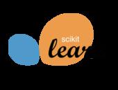 Logo for scikit learn library