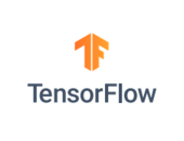 Logo for tensor flow library