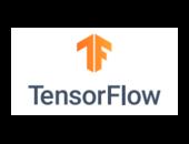 Logo for tensorflow library